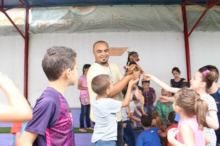 """مبادرة """"صديقي الحيوان"""" جسر المحبة بين الحيوان والانسان في غزة"""