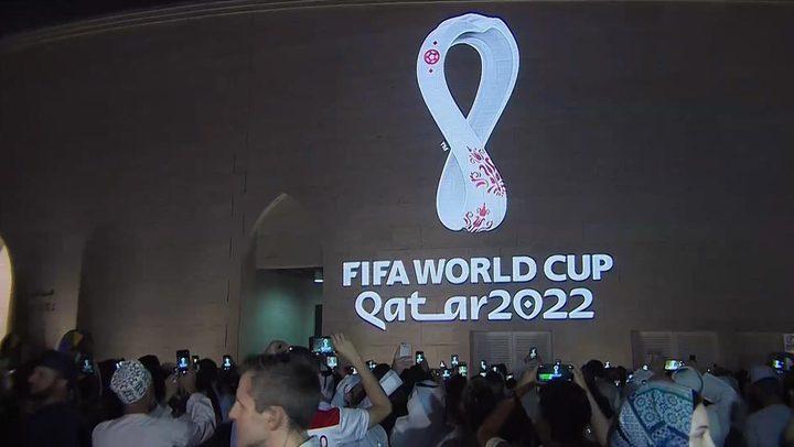 الإعلان عن شعار مونديال قطر 2022
