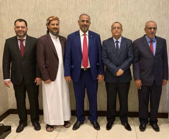 وفد من المجلس الانتقالي الجنوبي اليمني يصل جدة لاستئناف الحوار