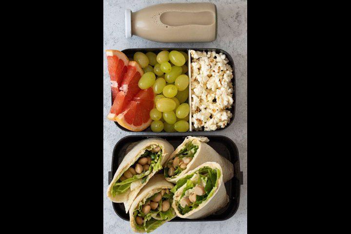 وجبات طفلك المدرسية