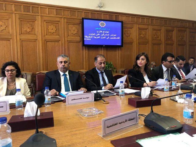 مؤتمر المشرفين بالقاهرة يوصي بدعم وتجديد تفويض الأونروا