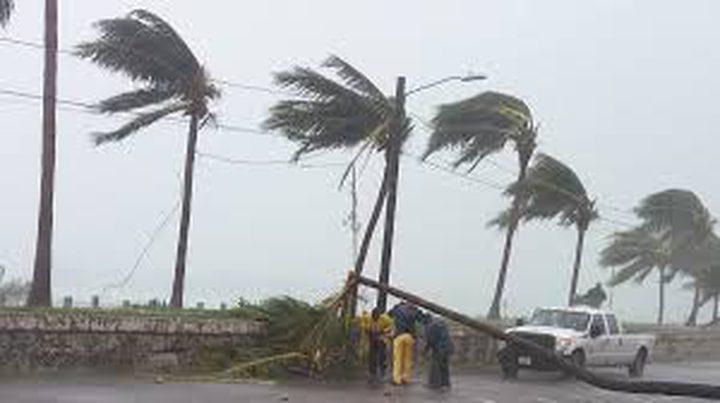 بعد دمار واسع بالباهاما إعصار دوريان يصل فلوريدا