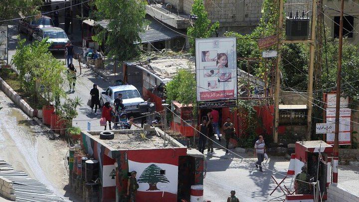 الجيش اللبناني يعتقل مصري بتهمة تنفيذ هجمات