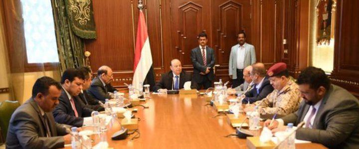 إعلان بدء المحادثات بين الحكومة اليمنية والمجلس الانتقالي الجنوبي