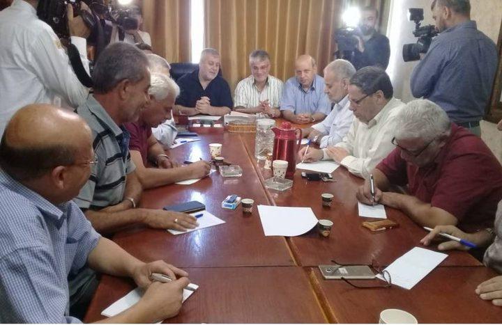 الفصائل بغزة تتهم الحكومة بالإمعان في سياسة التمييز