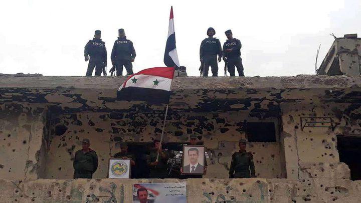 الأمن السوري يحبط مخطط لداعش في دير الزور