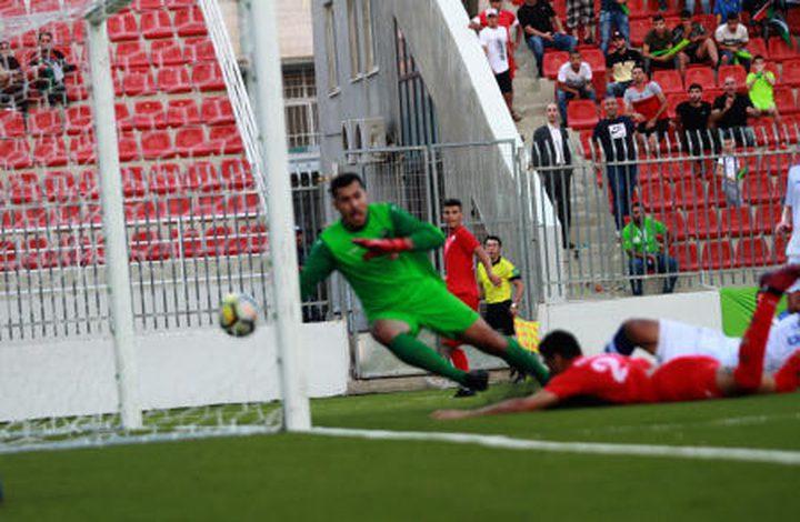 فوز منتخب فلسطين على أوزباكستان في نهائيات كأس آسيا