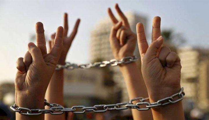 7أسرى يواصلون معركة الأمعاء الخاوية رفضاً لسياسة الاعتقال الإداري