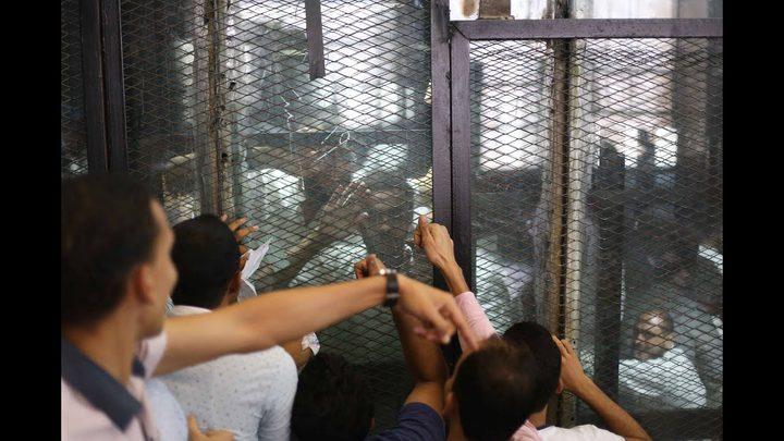"""جنايات القاهرة تحدد جلسة النطق في قضية """"أنصار بيت المقدس"""""""