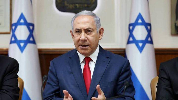 نتنياهو: التطبيع معنا يتزايد بصرف النظر عن تعثر المسار الفلسطيني