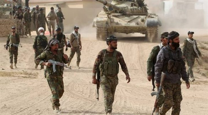 مقتل وإصابة 3 من الحشد الشعبي العراقي جنوب بغداد