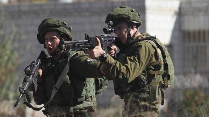 إصابة شاب برصاص الاحتلال في عزون شرق قلقيلية