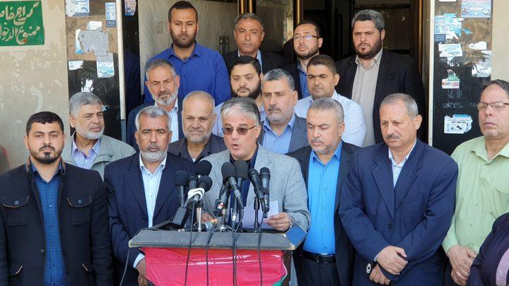 هيئة مسيرات العودة تطالب بملاحقة الاحتلال وتنعى الشهداء الأطفال