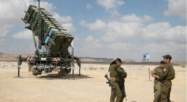 الاحتلال ينشر صواريخ باتريوت على الحدود مع لبنان