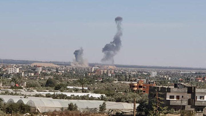 الاحتلال يزعم: طائرة مسيرة انطلقت من غزة وحلّقت فوق مستوطنات