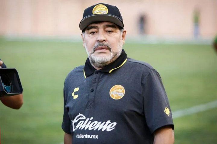 مارادونا على أعتاب بدء تجربة جديدة في التدريب