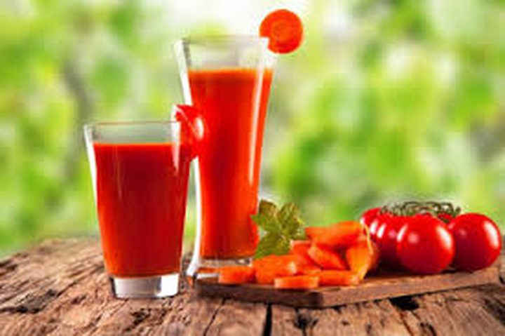 علاج للسرطان بالطماطم والجزر