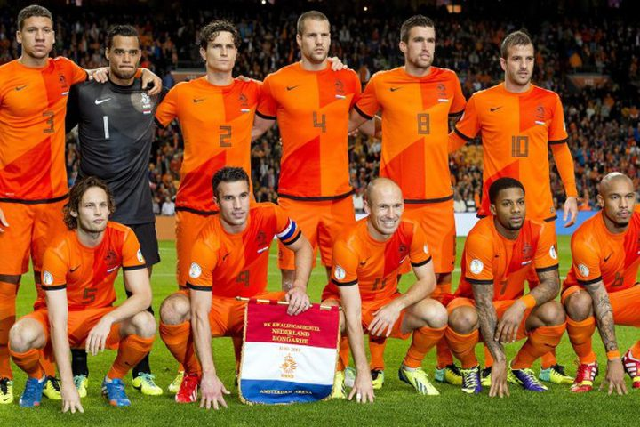 المنتخب الهولندي يفوز على مضيفه الألماني بأربعة أهداف