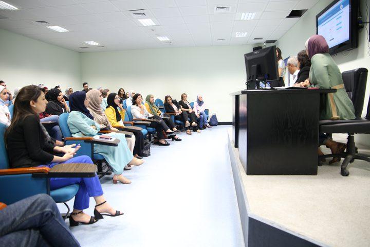 مختصون يبحثون آليات حماية المرأة الفلسطينية