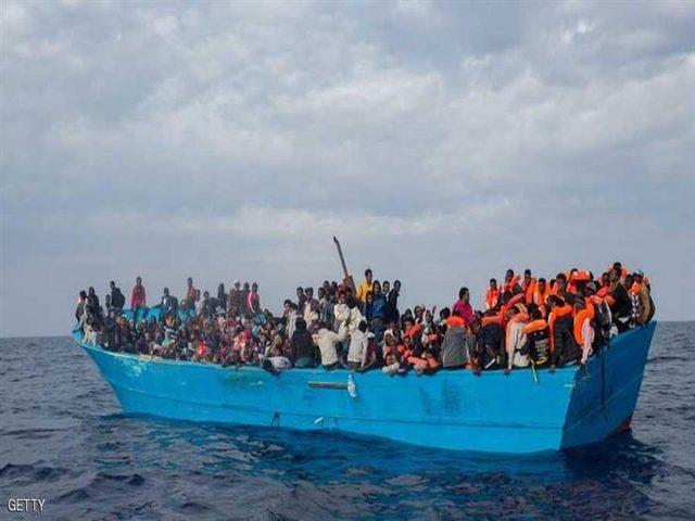 مئات المهاجرين يصلون إلى جزر يونانية عبر بحر إيجة الشرقي