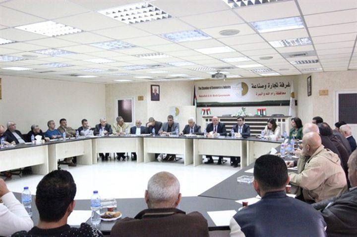 اتفاقية تعاون بين غرفة صناعة رام الله والبيرة ونظيرتها في عمان