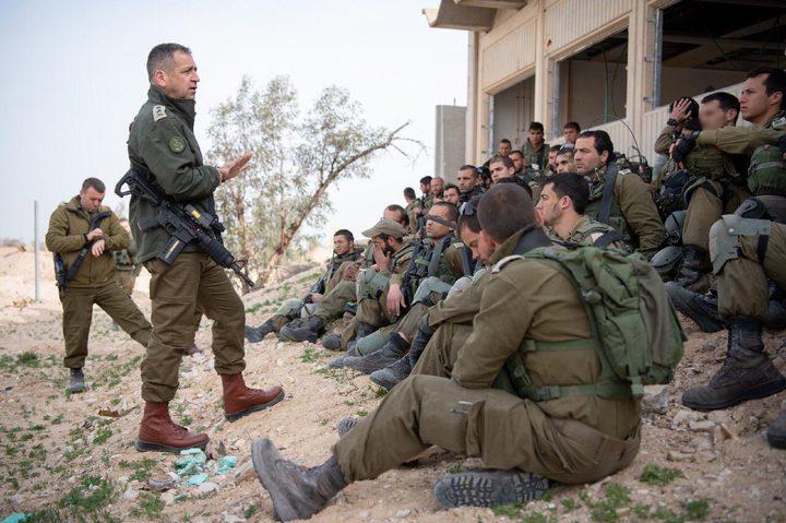 الاحتلال يجري مناورات عسكرية تحاكي حربا وتستمر حتى الأربعاء