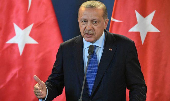 أردوغان: إذا لم نبدأ بإنشاء منطقة آمنة سنتعامل وفق خططنا الخاصة