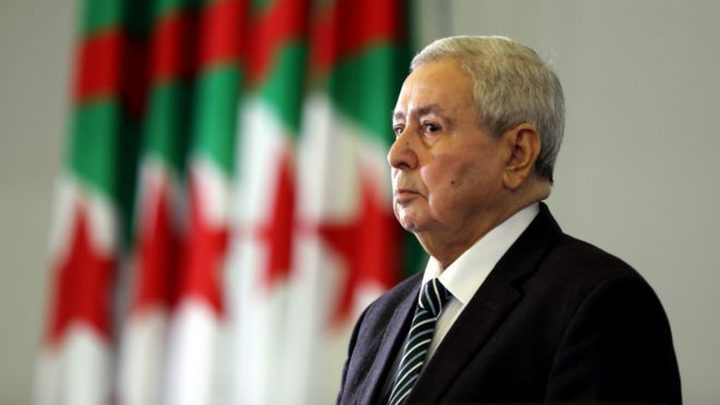 الرئيس الجزائري: تقارب في وجهات النظر حول تنظيم انتخابات رئاسية