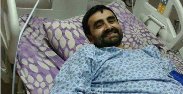 استشهاد الأسير بسام السايح داخل سجون الاحتلال