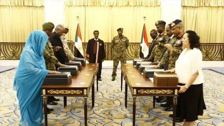 السودان: الحكومة الجديدة تؤدى اليمين الدستورية