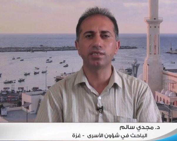باحث في الأسرى: 1800 أسير يتعرضون للموت البطيء في سجون الاحتلال