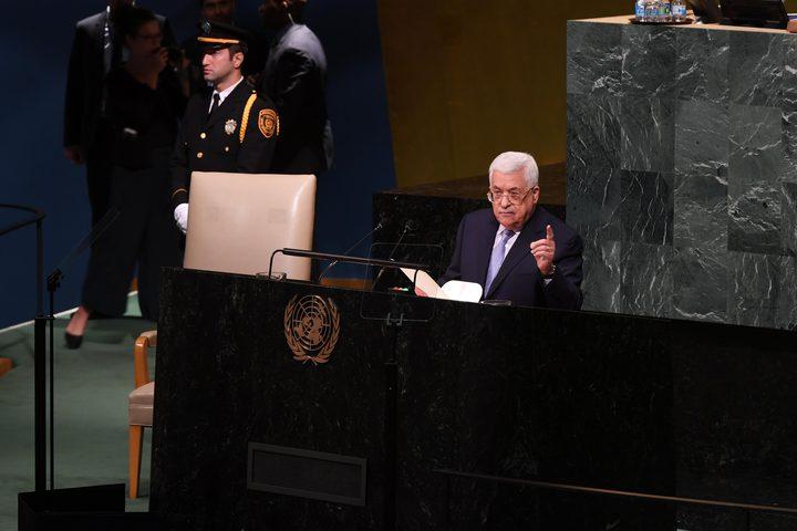 منصور: خطاب الرئيس في الأمم المتحدة سيركز على تحقيق السلام
