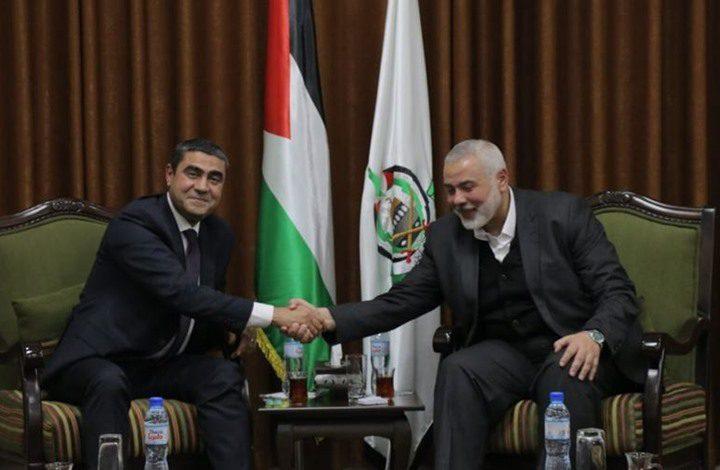 حماس تكشف تفاصيل لقاءها مع الوفد الأمني المصري بغزة
