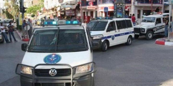 شرطة جنين تقبض على شخص يشتبه بمحاولته اختطاف طفل في اريحا