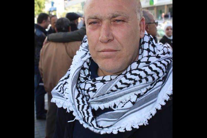 أبو جيش:فعاليات في نابلس تضامنا مع الأسرى عقب استشهاد بسام السايح