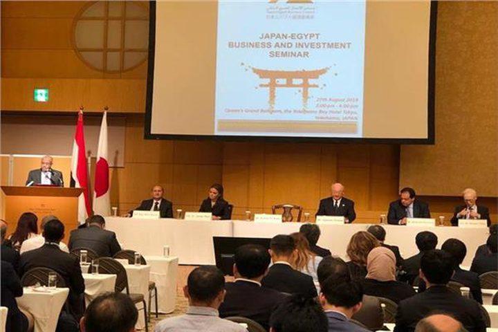فلسطين تعلن مشاركتها في أعمال المنتدى الاقتصادي العربي الياباني