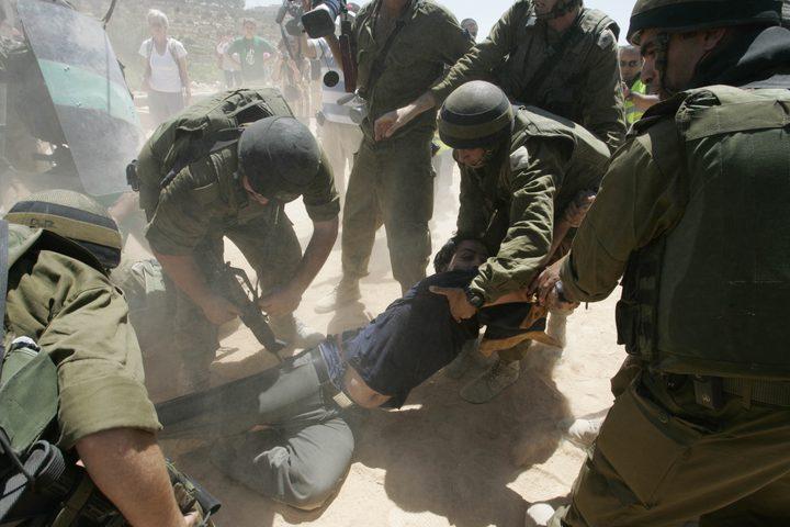 الاحتلال يعتقل أردني مُصاب بالسرطان