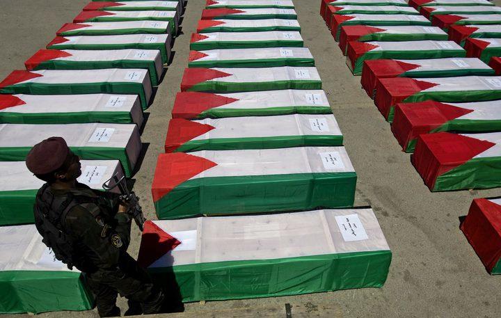 """""""العليا الإسرائيلية"""" تجيز للاحتلال استمرار احتجاز جثامين الشهداء"""