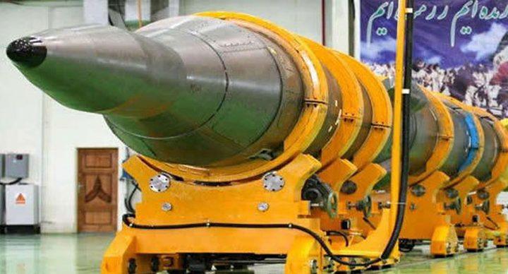 نتنياهو يكشف عن معلومات استخبارية متعلقة ببرنامج ايران النووي