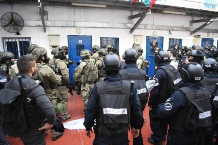 """""""الهيئة"""": أسرى سجن جلبوع يهددون بالتصعيد ضد أجهزة التشويش"""