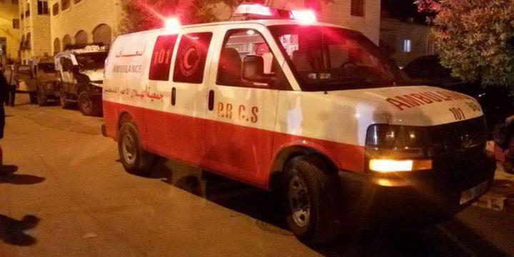 مصرع طفل بحادث سير جنوب بيت لحم