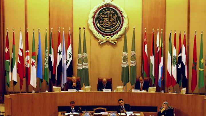 وزراء الخارجية العرب يناقشون 4 بنود تتعلق بالقضية الفلسطينية