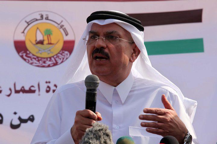 العمادي: حماس تجبي 12 مليون دولار شهريا ضرائب من البضائع المصرية