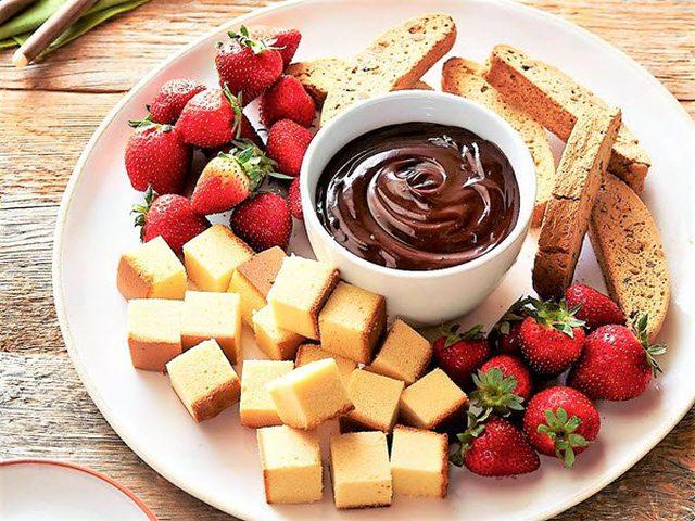فطور الشوكلاتة يمنع زيادة الوزن