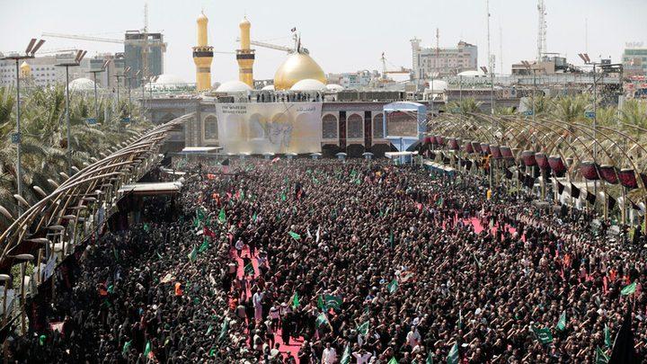 مصرع 31 عراقيًا بإحياء ذكرى عاشوراء