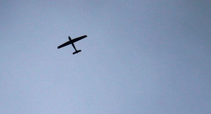 إسقاط طائرة إسرائيلية مسيرة شرق رفح