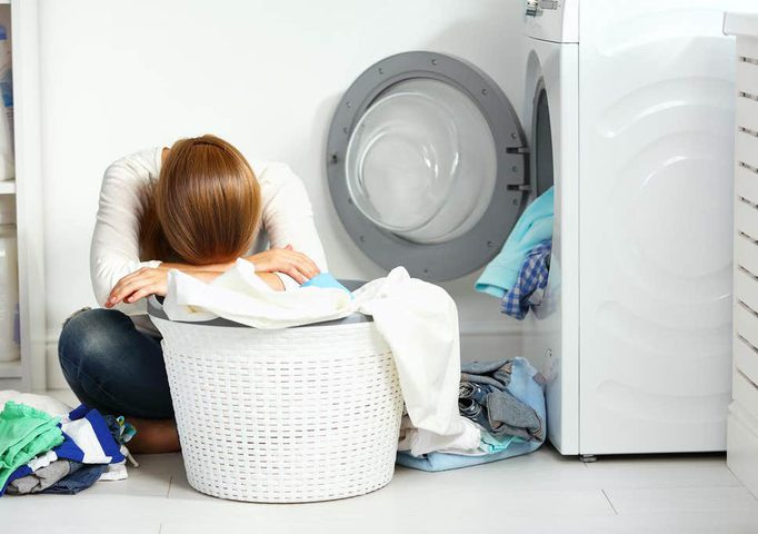 منع إنكماش القماش أثناء الغسيل