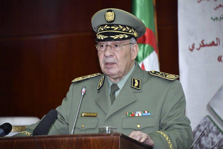 الجزائر: قايد صالح يؤكد أن الانتخابات ستتم نهاية العام