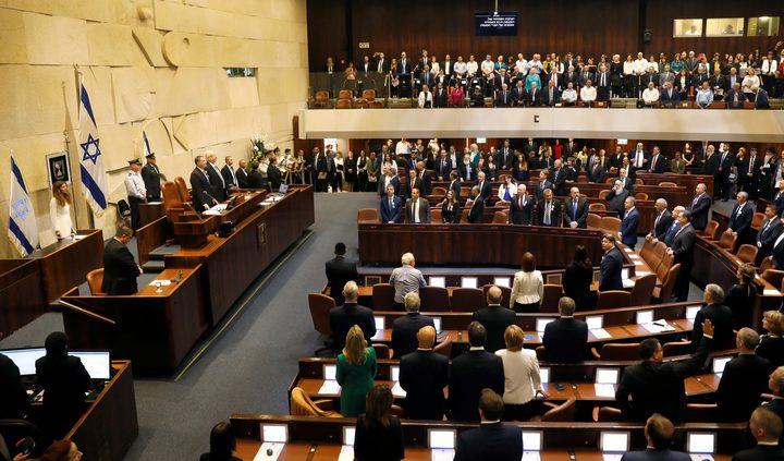كنيست الاحتلال يسقط مشروع قانون الكاميرات بالقراءة الأولى