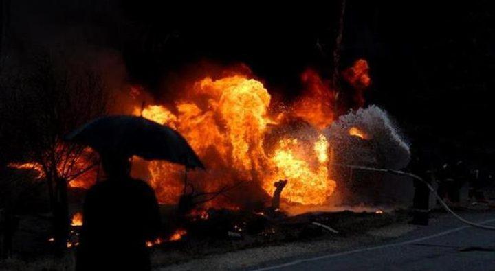 انفجار شرق حي الشجاعية ناجم عن حدث عرضي